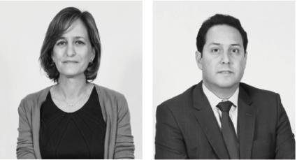 Gabriela Wolthers e Renato Salles