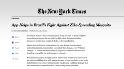 FSB conquista publicações no New York Times e Washington Post