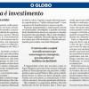 O Globo publica artigo de Francisco Soares Brandão sobre os Jogos 2016