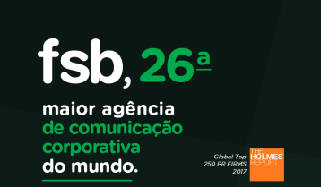 FSB reaches 26th place in the ranking of the 2017 World PR Report