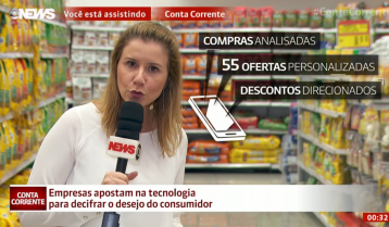 Innovation from Pão de Açúcar Group on TV screens