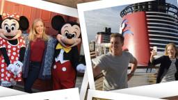 Estrelas na Disney