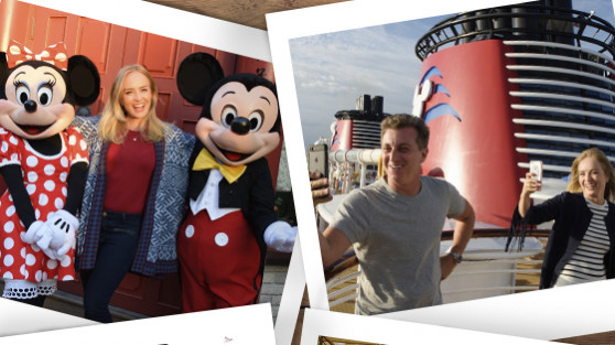 Stars at Disney