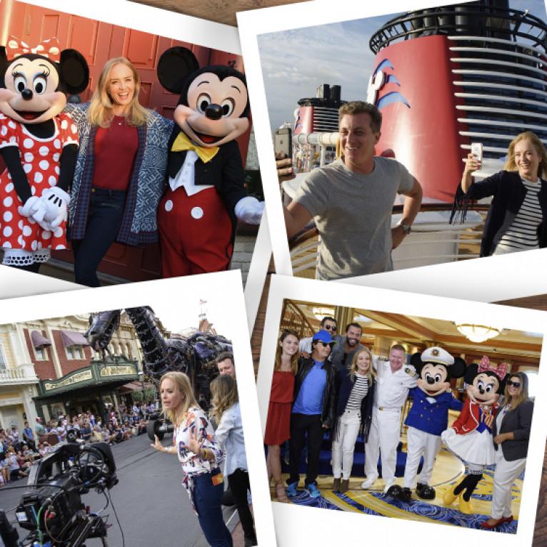 Estrellas en Disney