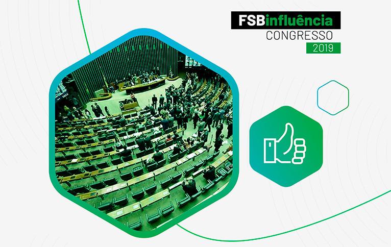 FSB Influência Congresso: cresce geração de conteúdo de parlamentares nas redes