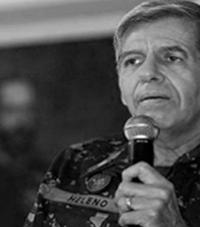 General Heleno Ministro-chefe do gabinete de Segurança Institucional