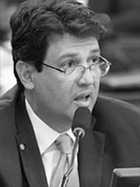 Luiz Henrique Mandetta Ministro da Saúde