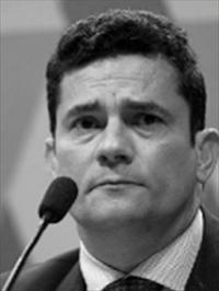 Sérgio Fernando Moro Ministro da Justiça