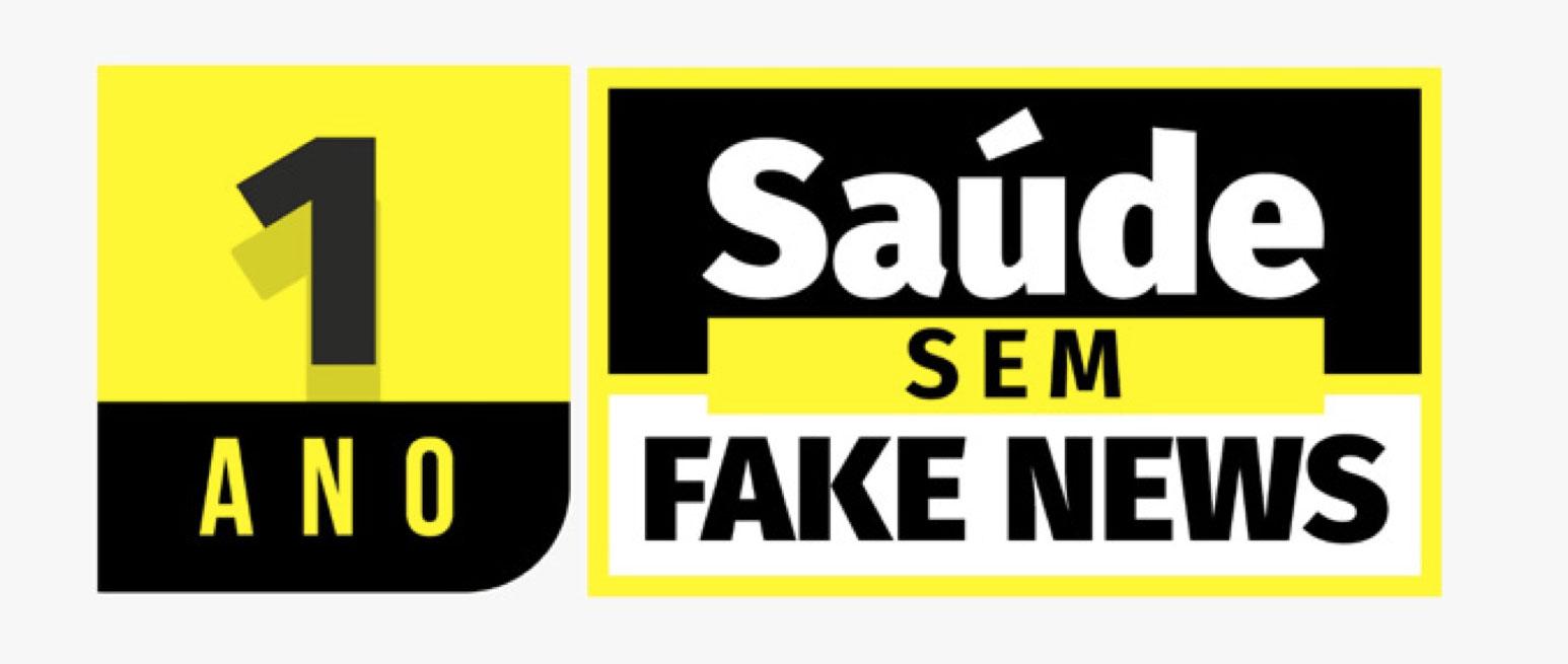 Ministério da Saúde 'Fake News' + Vacinação 2019