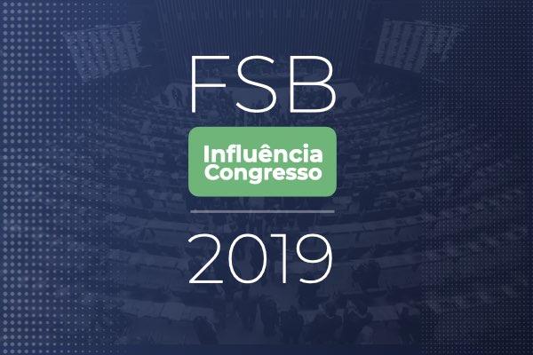 Ranking FSB Influência Congresso: importância das redes sociais