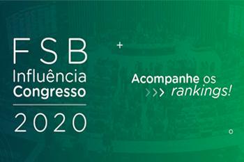 Ranking Semanal FSB Influência Congresso